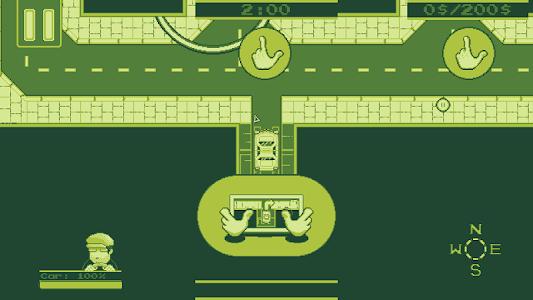 4-Color Taxi v1.07