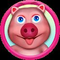 Mon Cochon qui Parle Jeux icon