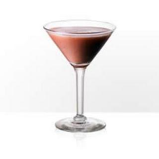 Black Dream Martini.
