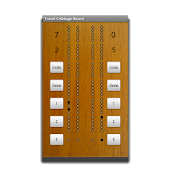 Travel Cribbage Board AS