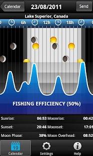 Fishing Calendar Lite