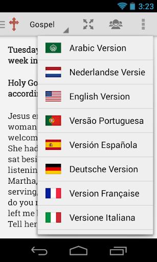 【免費生活App】Gospel - Evangelium-APP點子