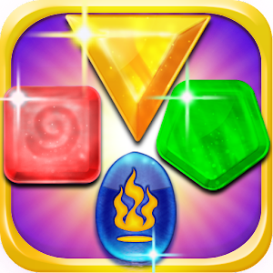 瘋狂寶石比賽 - Crazy Jewels 益智 App Store-癮科技App