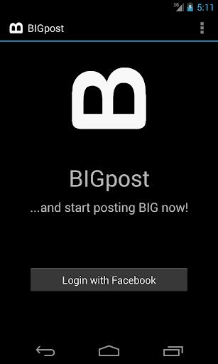 BIGpost