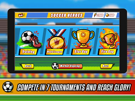 Soccer Heroes RPG 1.1.0 screenshot 38031