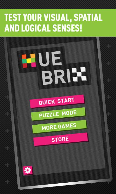 HUEBRIX - screenshot