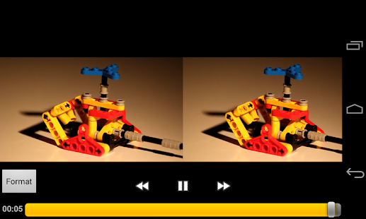 Side-By-Side Video Player- screenshot thumbnail