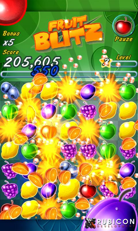 Fruit Blitz - screenshot