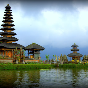 Bali Indonesia  by Lem Kenhook - Landscapes Travel