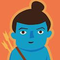 Valmiki's Ramayana icon
