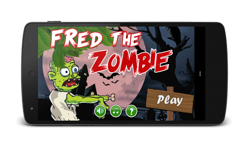 Fred the Zombie