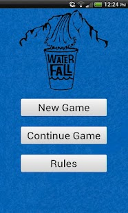Waterfall (drinking game) - náhled