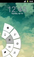 Screenshot of Pie Pro - MagicLockerTheme