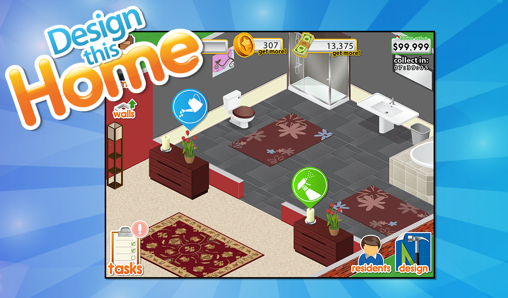 Design this home android apps on google play for Virtual families 2 decoration