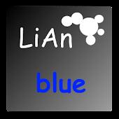 CM9/10/AOKP Theme LiAn Blue