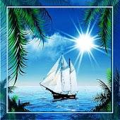 Ocean Tropical Live Wallpaper