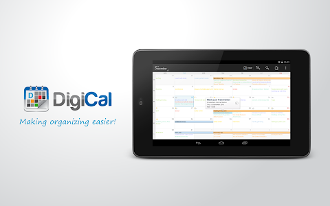 DigiCal Calendar & Widgets v1.1.2a