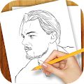 Learn to Draw Popular Actors APK for Bluestacks