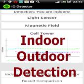 Indoor/outdoor detection