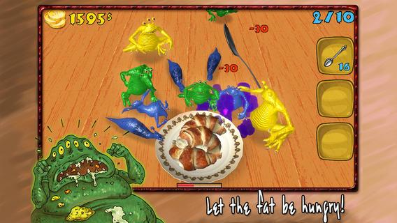 Angry Monsters- screenshot
