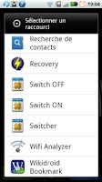 Screenshot of VibraFix