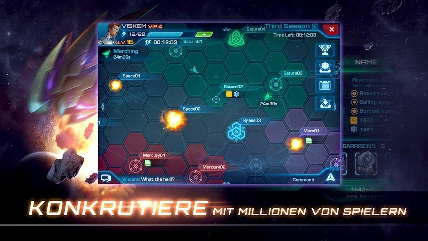 android Galaxy Legend Screenshot 9