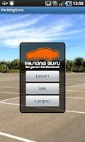Screenshot of Parking Guru
