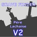 Grave Finder Père Lachaise V2