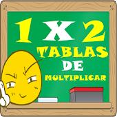 Tablas de Multiplicar niños