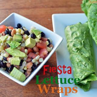Fiesta Little Lettuce Wraps