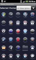 Screenshot of LC Glass Sphere Apex/Go/Nova
