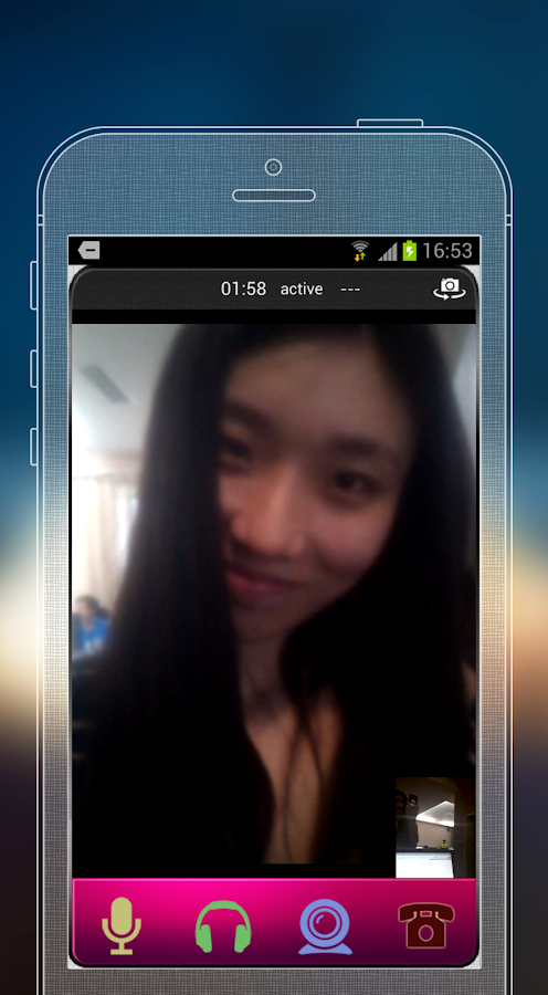 SayHi Chat, Love, Meet, Dating- screenshot