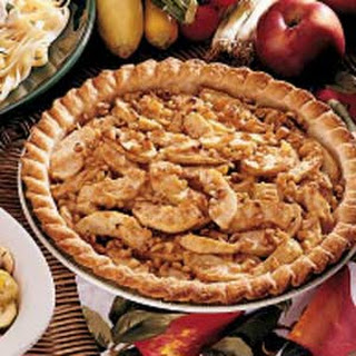 Sugarless Apple Pie