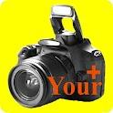Your Camera+ icon
