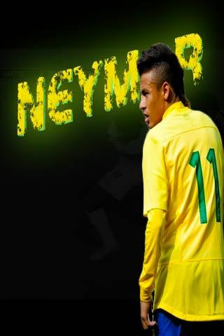 Neymar Live Wallpaper - screenshot