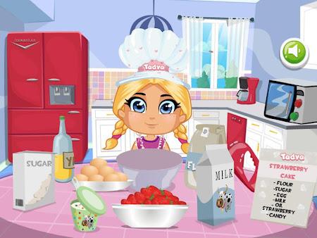 Tadya Strawberry Cake 1.0 screenshot 1330116