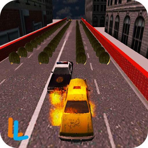 汽车英雄3D 動作 App LOGO-APP試玩