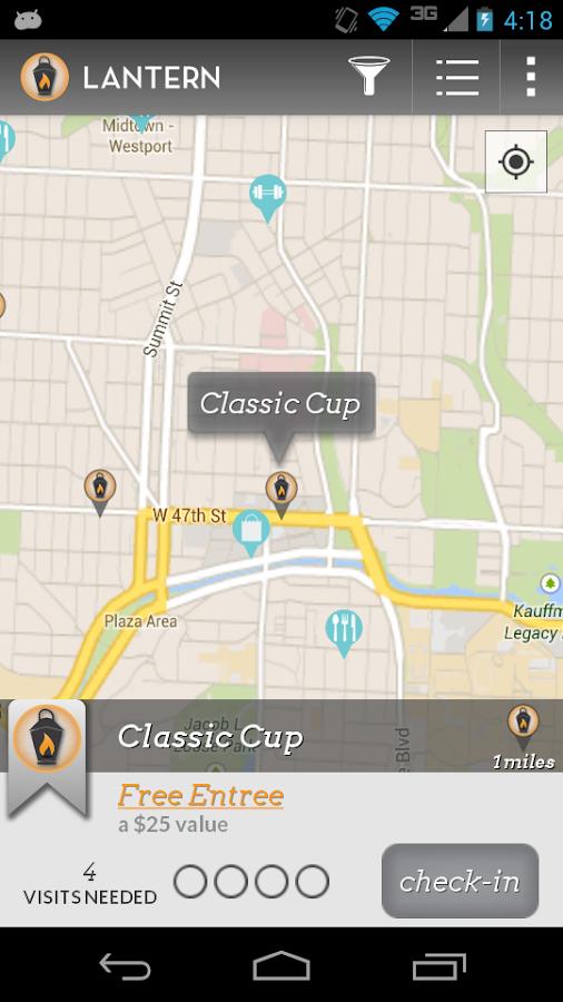 Lantern- screenshot