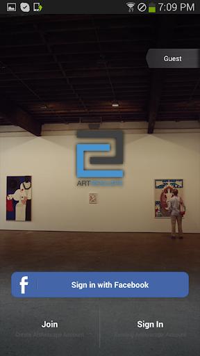 ArtRescape Social Art Platform