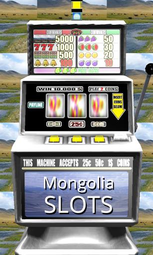 Mongolia Slots - Free
