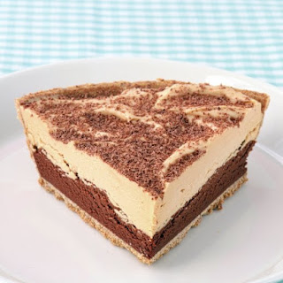 Peanut-Butter Chocolate Pie.