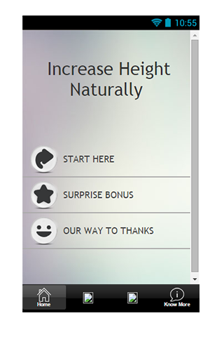 Increase Height Naturally Tips