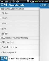 Screenshot of Telugu Videos
