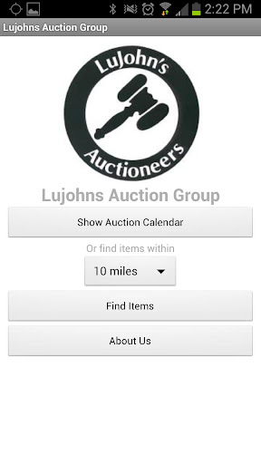 Lujohns Auction Group