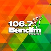 Band FM Campinas 106,7