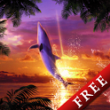 Dolphin Sunrise Trial icon