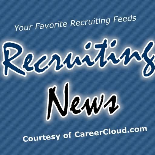 Recruiting News Feeds LOGO-APP點子