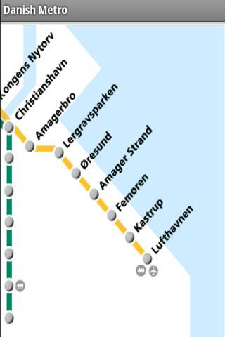 Danish Metro- screenshot