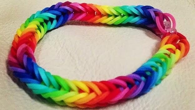 Fishtail Loom With Fingers Fishtail Rainbow Loom