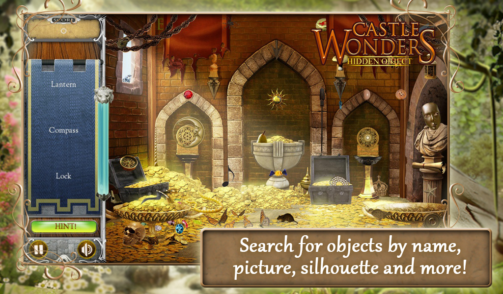 Hidden Object 3 Magic Places - screenshot